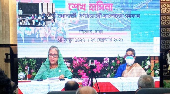 বাংলাদেশ-এখন-উন্নয়নশীল-দেশ:-প্রধানমন্ত্রী
