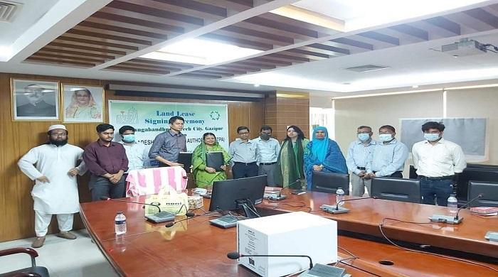 বঙ্গবন্ধু-হাই-টেক-সিটিতে-জমি-বরাদ্দ-পেল-বাংলাদেশ-সফটওয়্যার-এন্ড-সিকিউরিটি-সিস্টেম-লি: