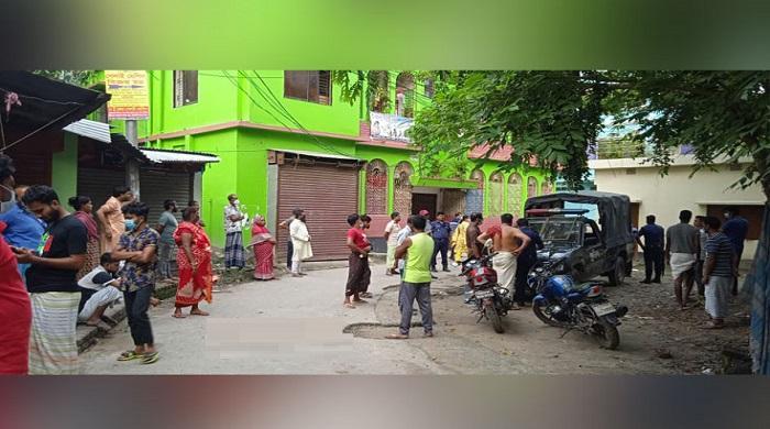 মাগুরায়-পরিচ্ছন্নতা-কর্মীর-গলাকাটা-মরদেহ-উদ্ধার