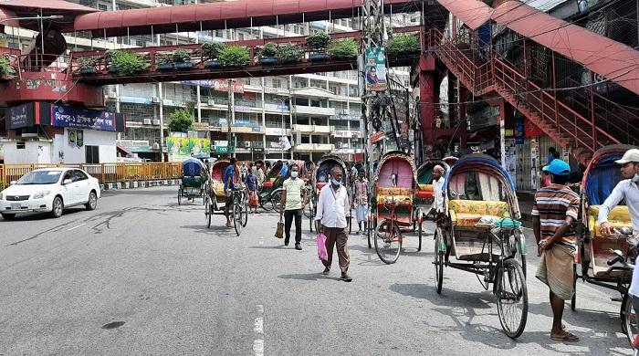 রিকশার-দখলে-এখন-মিরপুর