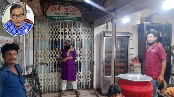 প্রতিপক্ষের-কাছে-খাবার-বিক্রি,-হোটেলে-তালা-দিলেন:-মেয়র-কাদের-মির্জা