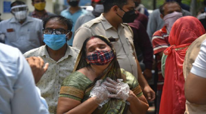 ভারতে আবারও বাড়ল মৃত্যু